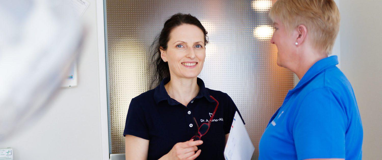 Frau Dr Mirto-Alili